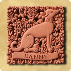 Personalised example of A personalised gift for a faithful hunting dog