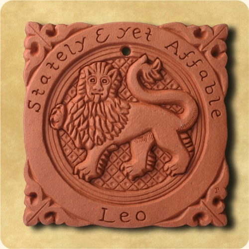 Leo or the Lion sign of the Zodiac