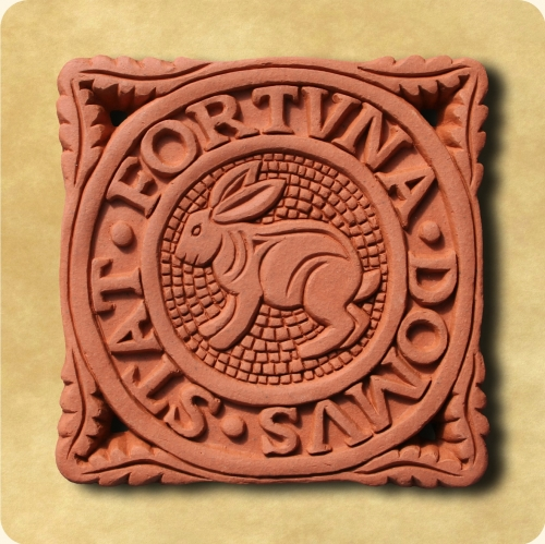 Fortuna Domus - House Blessing wall decor