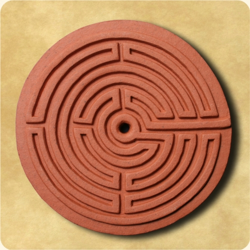 The Way or Maze tile