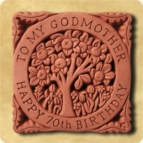 William Morris Orange Tree special tile