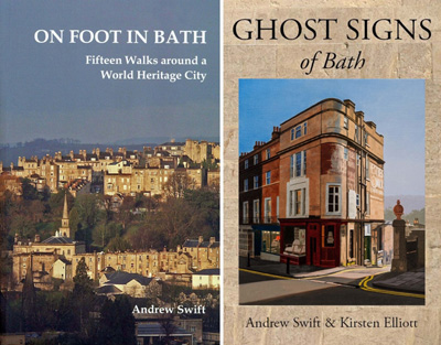 Andrew Swift Books